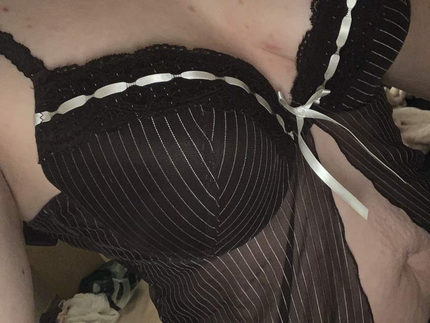 Sexy Selfie in Dessous
